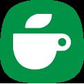 청정산업 카페